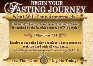 Begin Your Fasting Journey